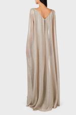 Pollinium Galvanized Voile Dress