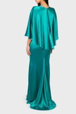 Doris Crepe Satin Dress