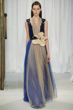 Sweetheart Tulle Overlay Maxi Dress