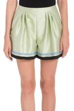Grosgrain Stripe Shorts