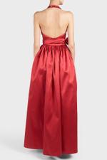 Halter Neck Gown
