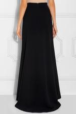 Long Woven Skirt