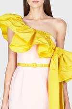 Ruffle Bow Dress