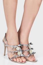 Strappy High Heel