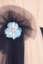 Tulle Bow Gown