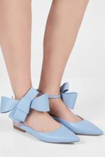 Iconic Bow Ballerina Flats