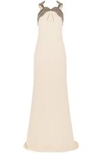 Crystal Strap Gown