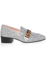 GG Glitter Loafers