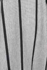 Stripe Wool Jersey Trousers