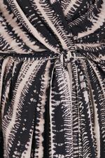 Shibori Kimono Tunic