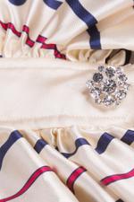 Vestal Sleeveless Gown
