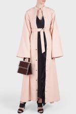 A-Line Belted Coat