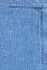 Arlene Cropped Denim Pants