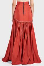 Lucidity Side Draped Skirt