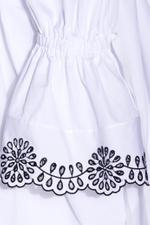 Off-The-Shoulder Cotton Top