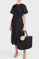 Thelma Draped Dress