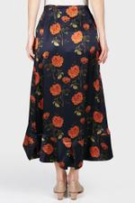 Lora Peplum Hem Skirt