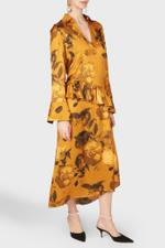 Alba Printed Dress