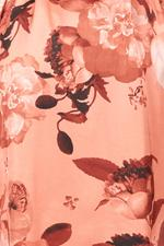 Izzy Printed Wrap Dress