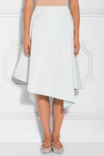 Lacy Asymmetric Skirt
