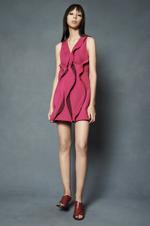 Cody Twist Flare Dress