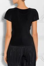 Mist Pleated Top