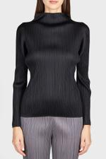 Basics High-neck Longsleeve Top