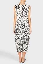 Aroma Patterned Dress
