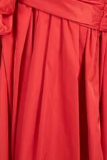 Tri-Tie Wrap Skirt