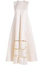 A-line Midi Dress