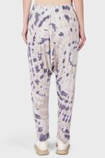 Sand Dollar Tie Dye Jersey Long Rise Pants