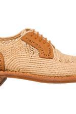 Jeanine Raffia Shoes