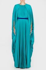 Inara Pleated Maxi Dress