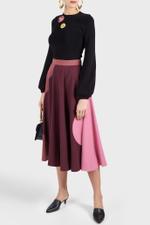 Milena Tricolour Skirt
