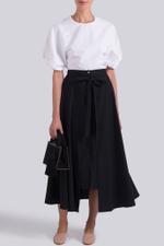 Apron Wrap Skirt