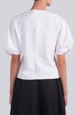 Twist Short Sleeve Top