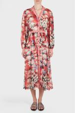 Garden Cacti Shirt Dress