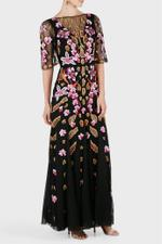 Pardus Embroidered Gown