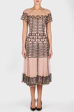 Clio Midi Dress