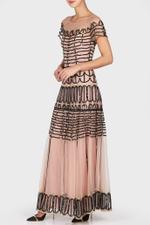 Clio Long Dress
