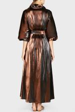 Moon Garden Coat Dress
