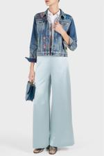 Rising Trousers