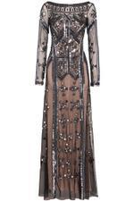 Long Carly Dress
