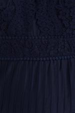 Lunar Lace Midi Dress