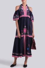 Divine Off Shoulder Dress