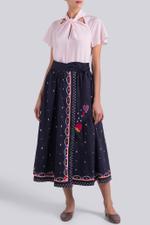 Divine Wrap Skirt
