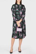 Etta Maxi Printed Dress
