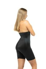 Slimming Shapewear with body corset and shorts - Black