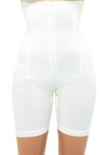 Slimming Shapewear with body corset and shorts - Champagne