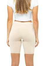 Short Leggings - Beige